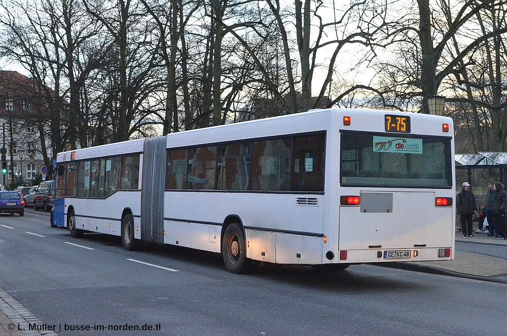 Germany, Mercedes-Benz O405GN2 # 48