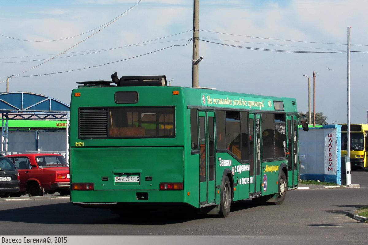 Minsk region, MAZ-103.075 # 011011
