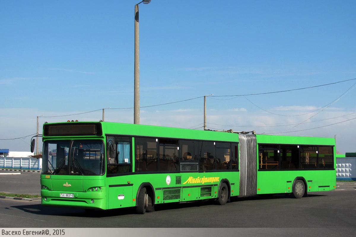 Minsk region, MAZ-105.465 # 012203
