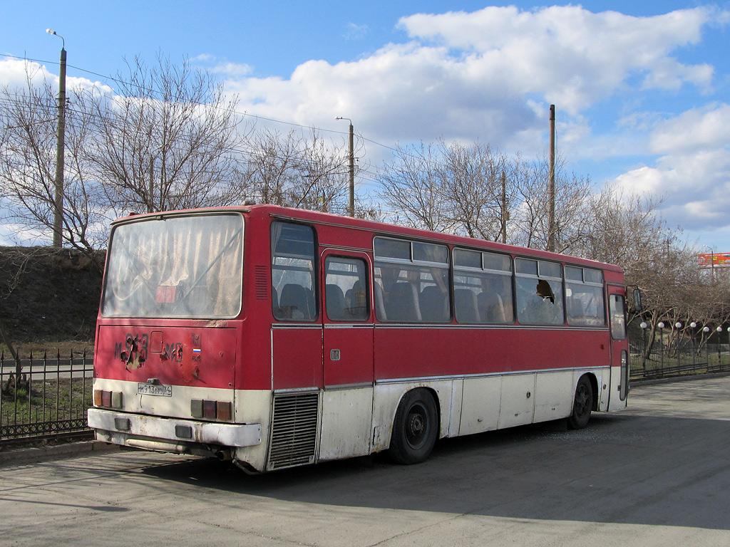 Челябинская область, Ikarus 256.54 № М 913 МО 74