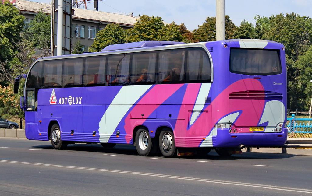 Kyiv, Temsa Diamond 14 # 52