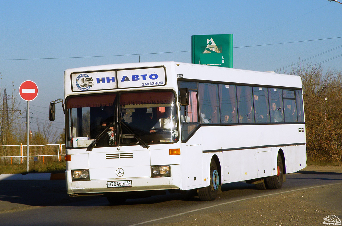 Nizhegorodskaya region, Mercedes-Benz O405 # Н 704 СО 152