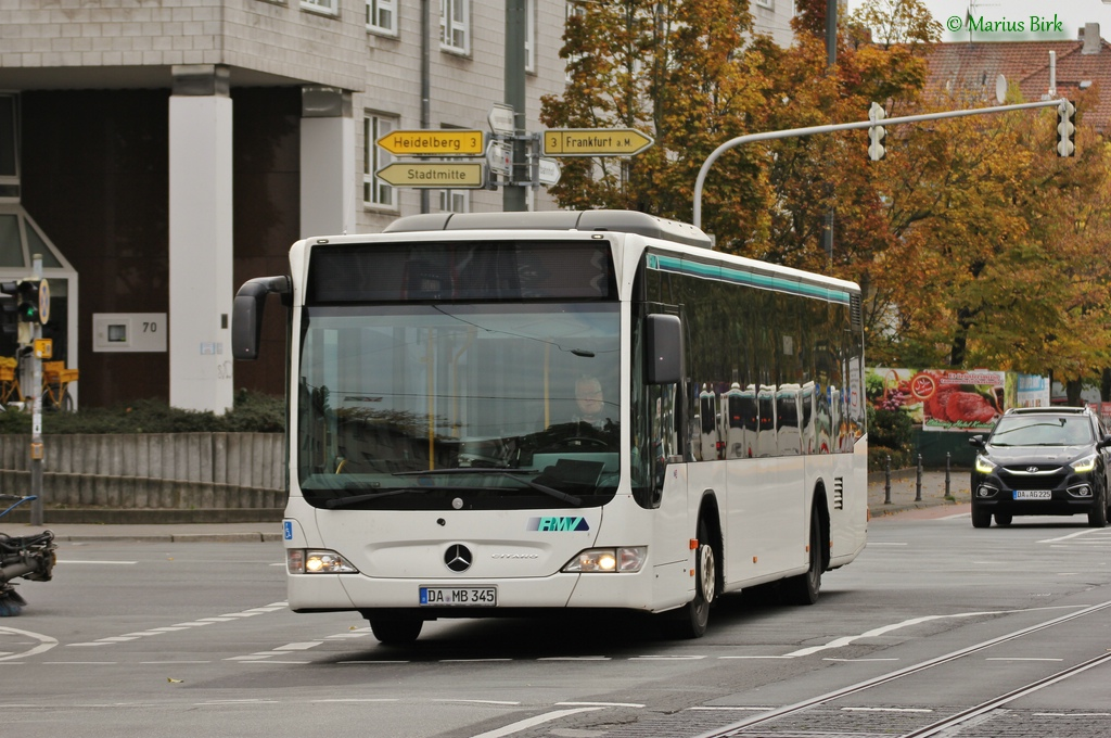 Germany, Mercedes-Benz O530 Citaro # 345