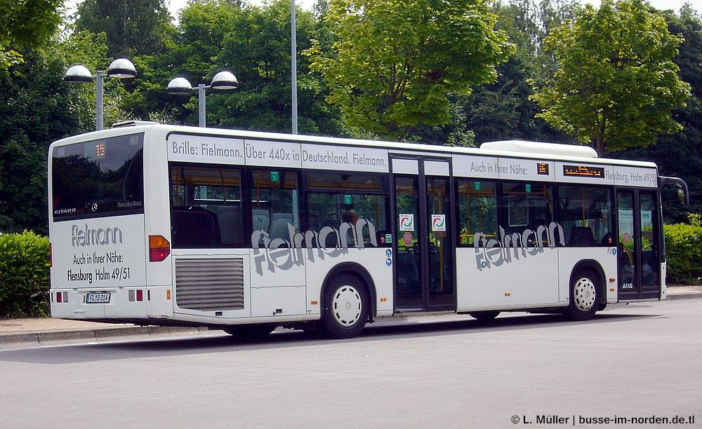 Germany, Mercedes-Benz O530 Citaro # 14
