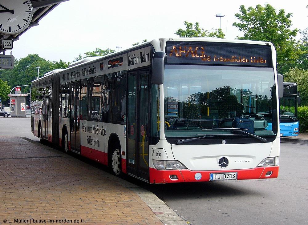 Germany, Mercedes-Benz O530 Citaro G # 13