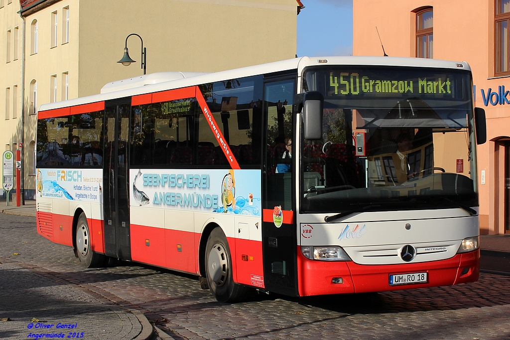 Germany, Mercedes-Benz O550 Integro # 18