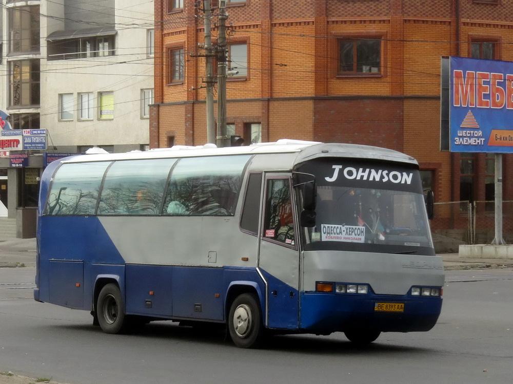 Odessa region, Neoplan N208 Jetliner # ВЕ 8393 АА