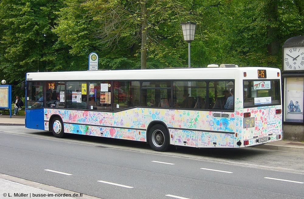 Germany, Mercedes-Benz O405N2 # 30