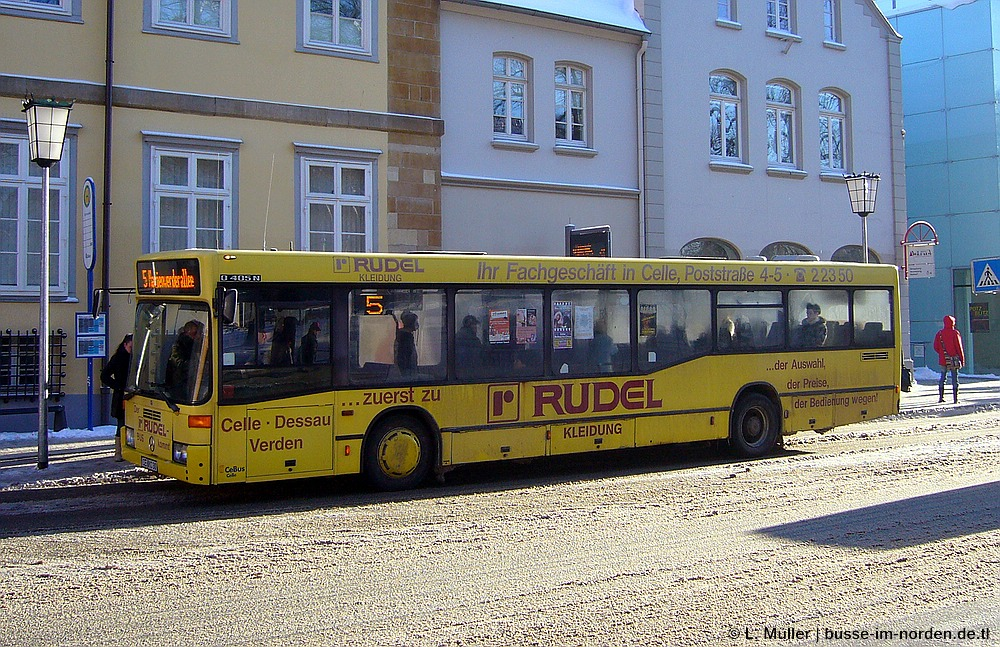 Germany, Mercedes-Benz O405N2 # 30