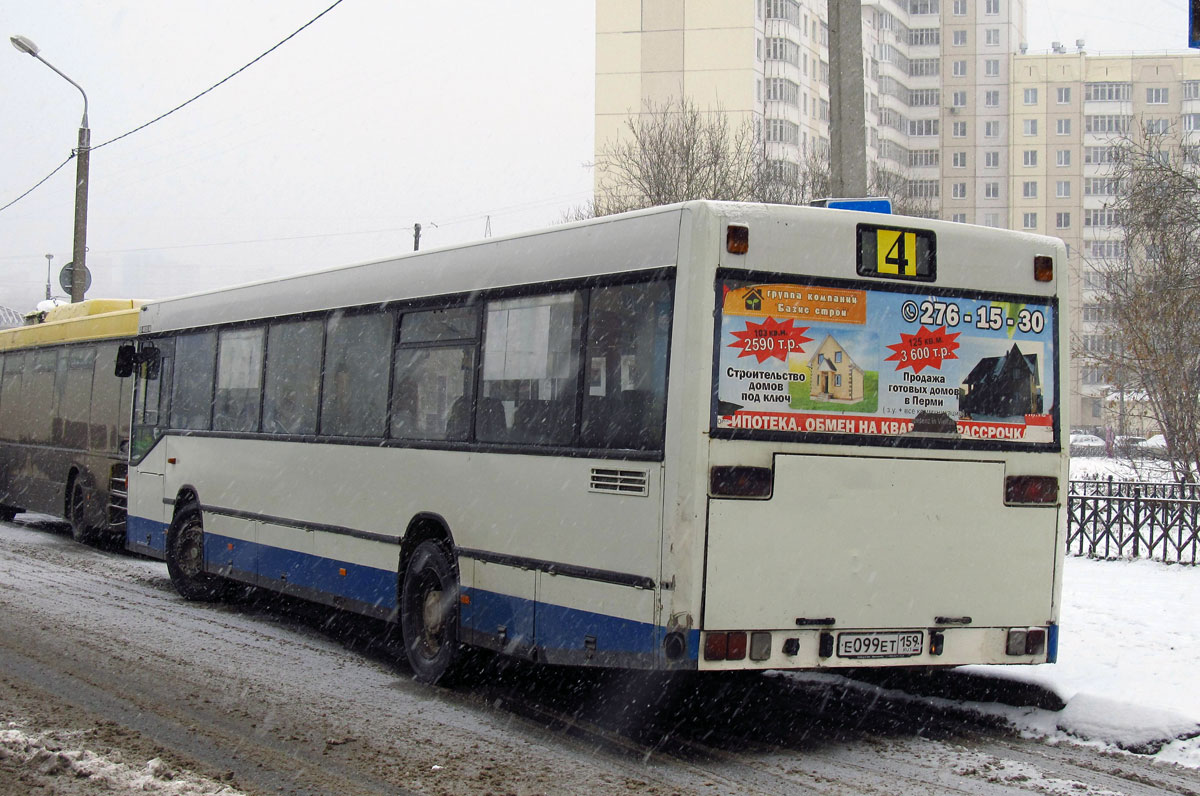 Perm region, Mercedes-Benz O405N # Е 099 ЕТ 159