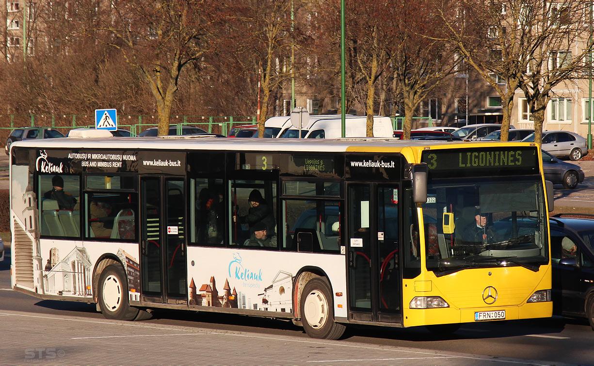 Lithuania, Mercedes-Benz O530 Citaro # FRN 050