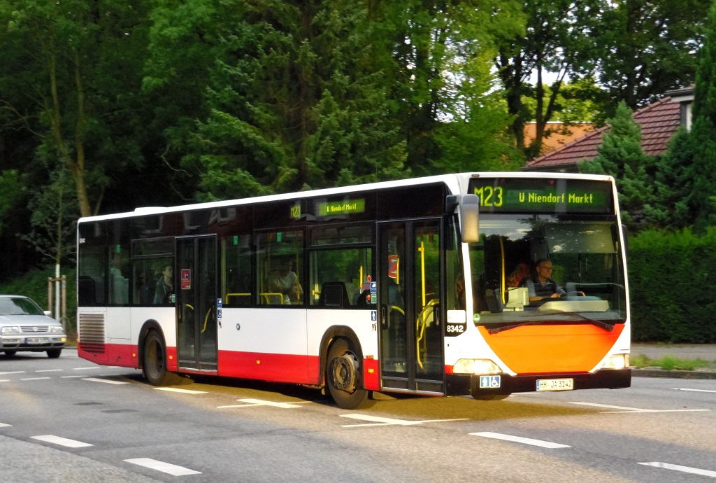 Germany, Mercedes-Benz O530 Citaro # 8342