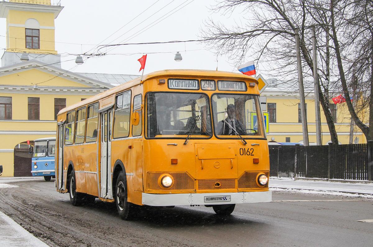 Saint-Petersburg, LiAZ-677M # 7009