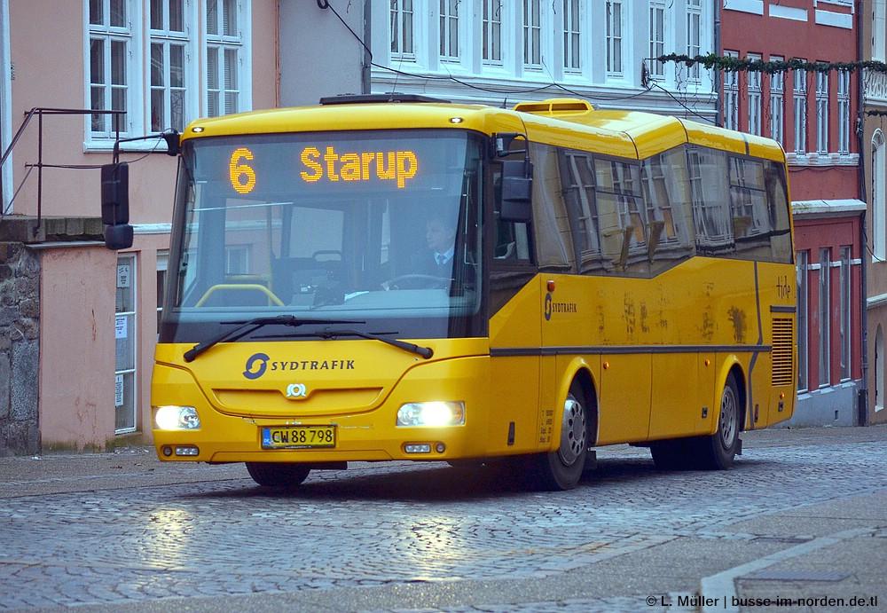 Denmark, SOR BN 9.5 # 8809