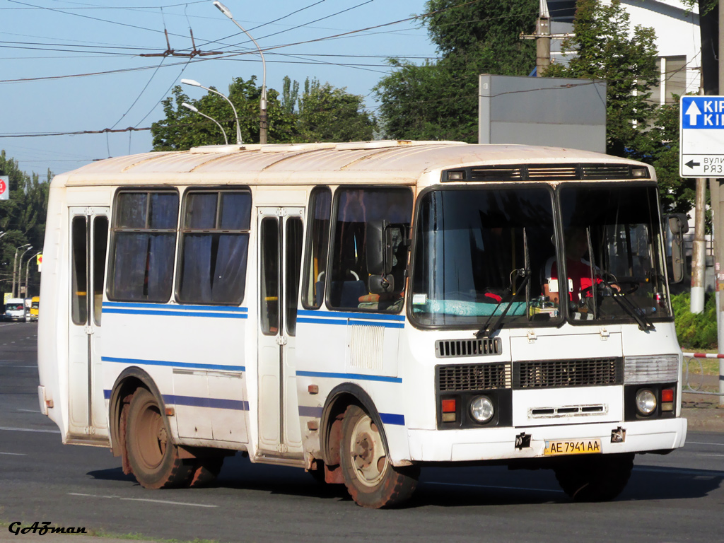 Dnepropetrovsk region, PAZ-32051-07 (15) # АЕ 7941 АА