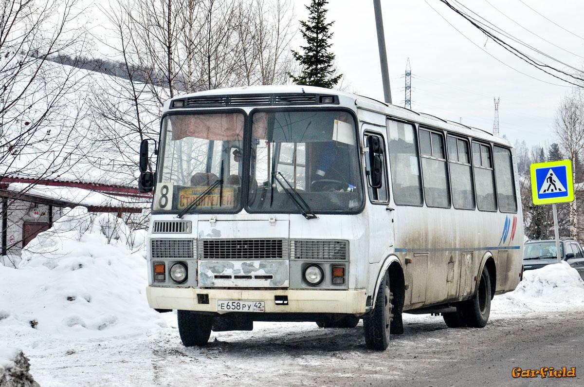 Кемеровская область, ПАЗ-4234 (00, T0, K0, B0) № 3