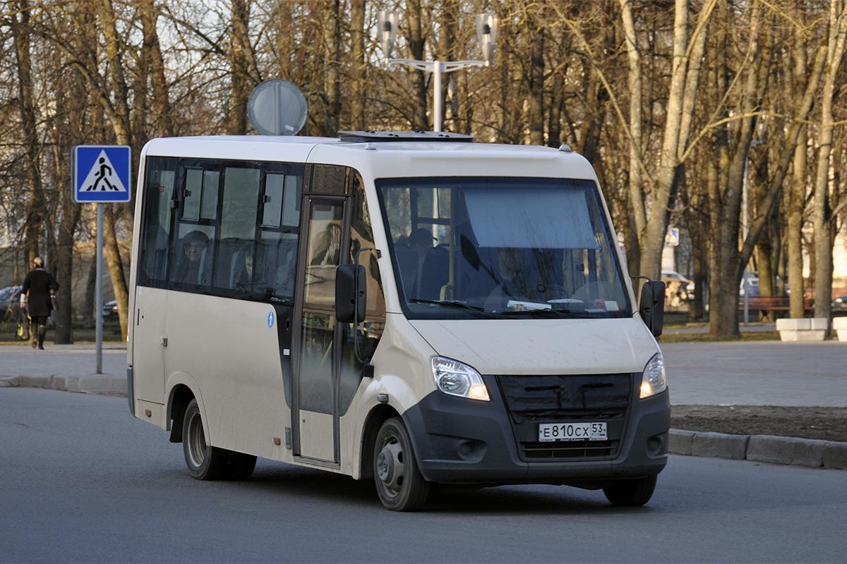 Novgorod region, GAZ-A64R42 Next # Е 810 СХ 53