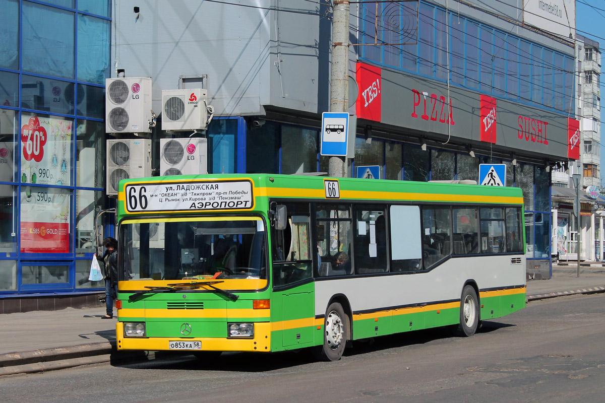 Penza region, Mercedes-Benz O405N2 # О 853 КА 58