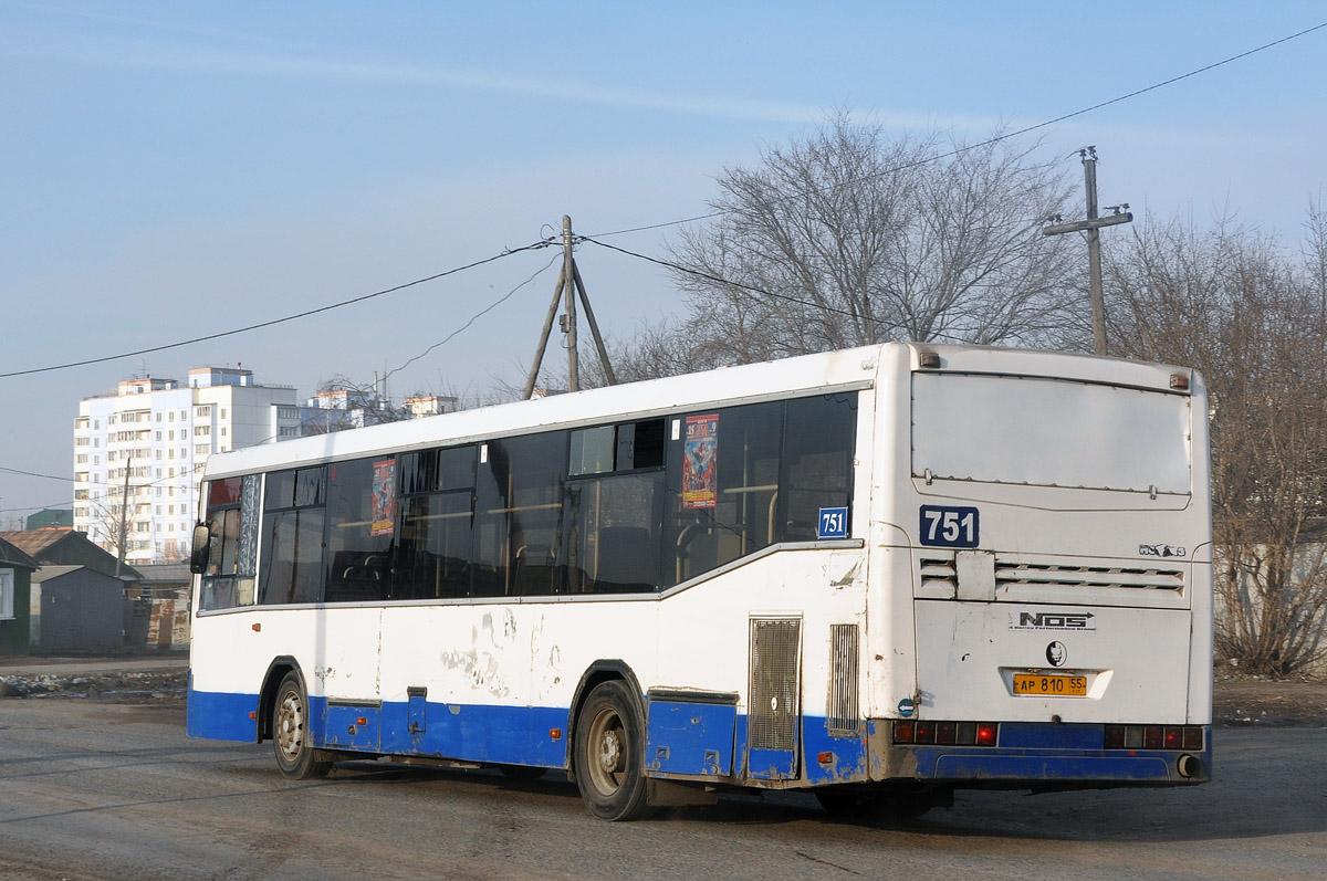 Omsk region, NefAZ-5299-20-15 (5299VF) # 751