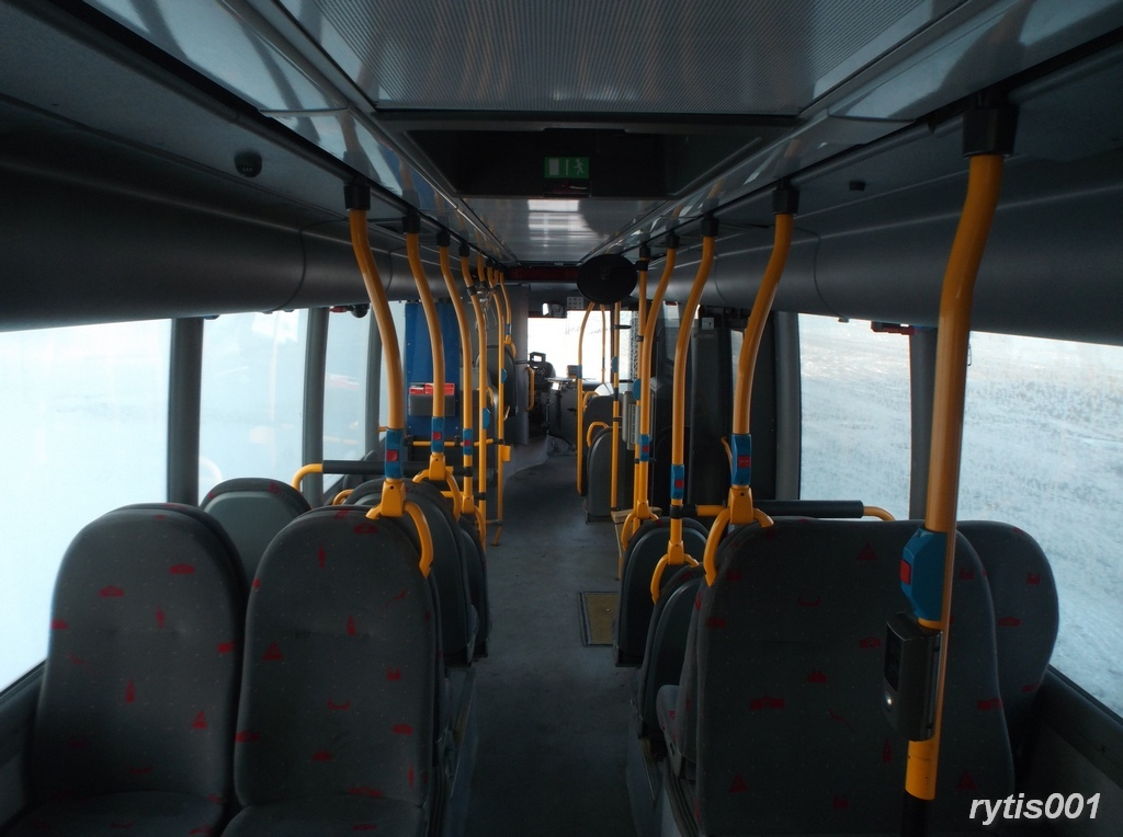 Norway, Scania OmniCity CN230UB 4x2 EB # 879