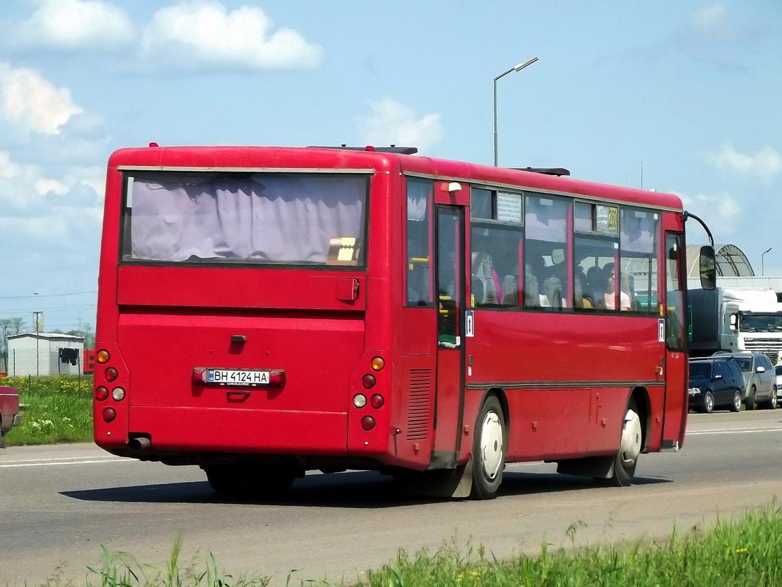 Odessa region, Bogdan A1452 # 148