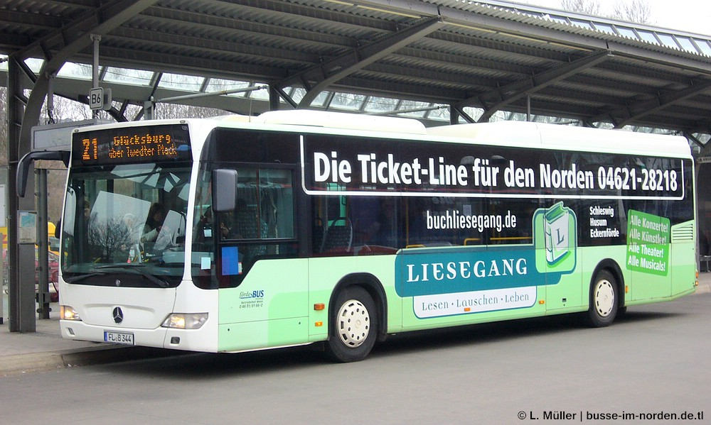Germany, Mercedes-Benz O530 Citaro LE # 44