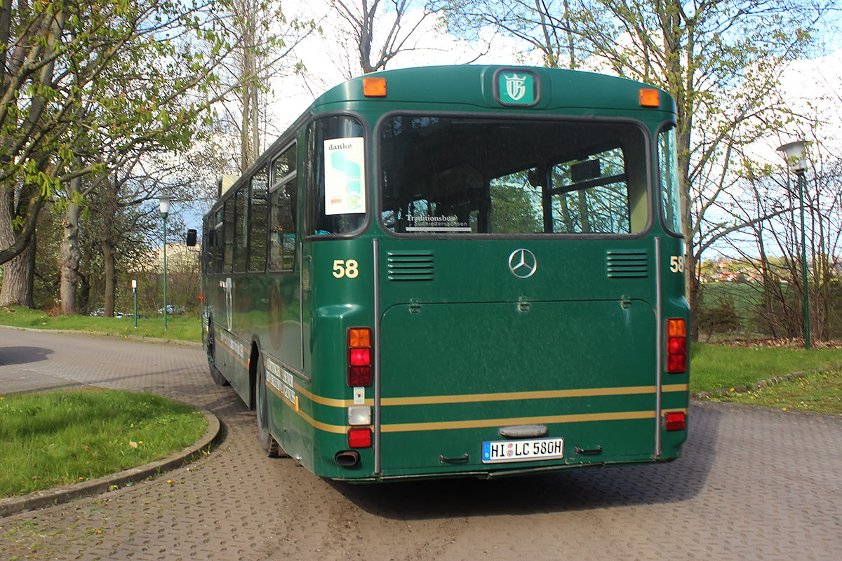 Germany, Mercedes-Benz O305 # HI-LC 580H