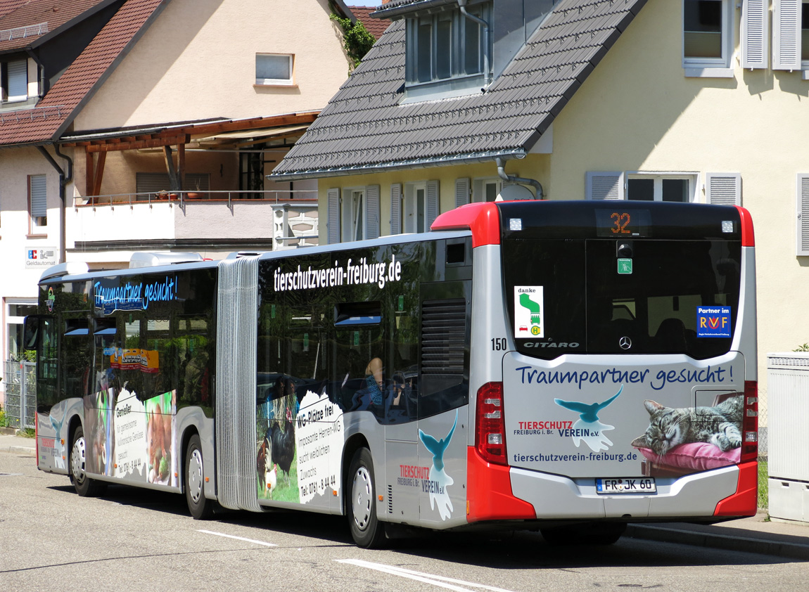 Germany, Mercedes-Benz O530 Citaro GÜ # 150