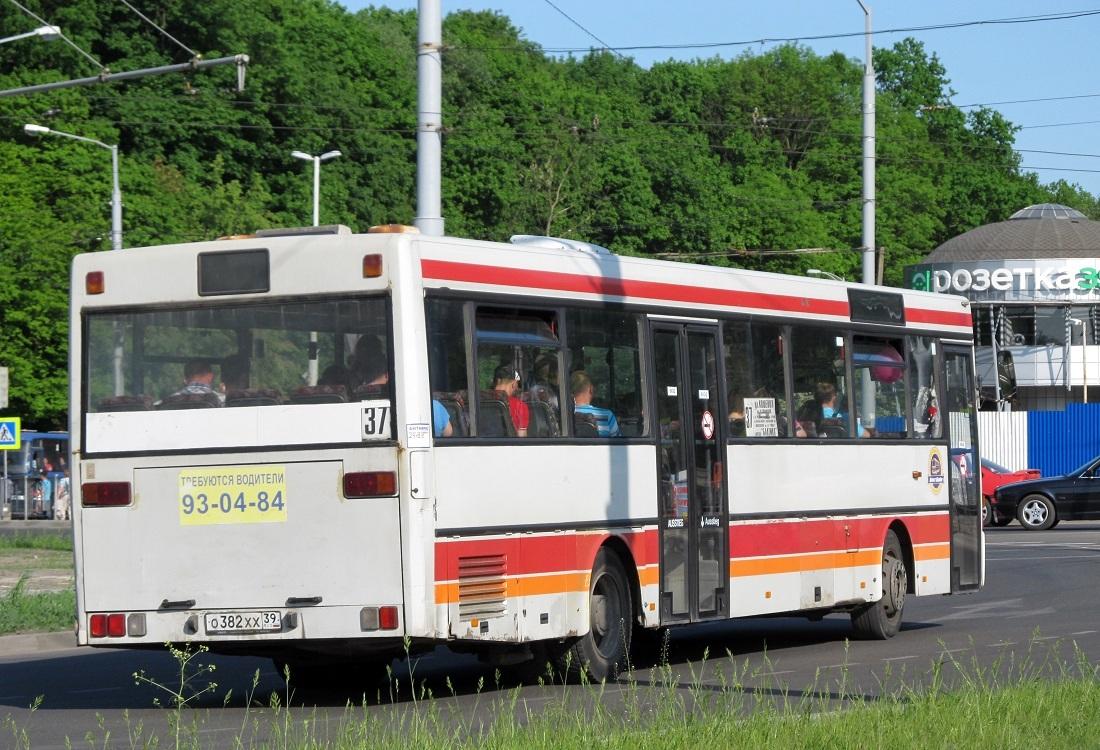 Kaliningrad region, Mercedes-Benz O407 # О 382 ХХ 39