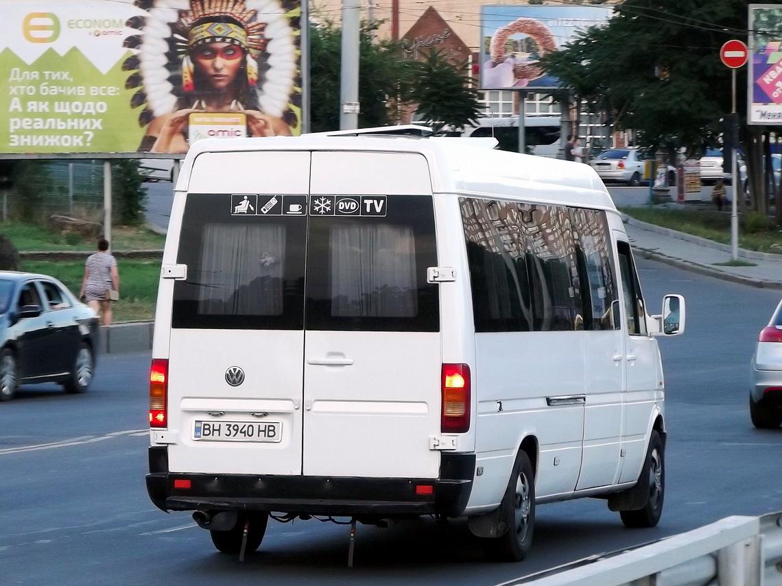 Odessa region, Volkswagen LT35 # ВН 3940 НВ