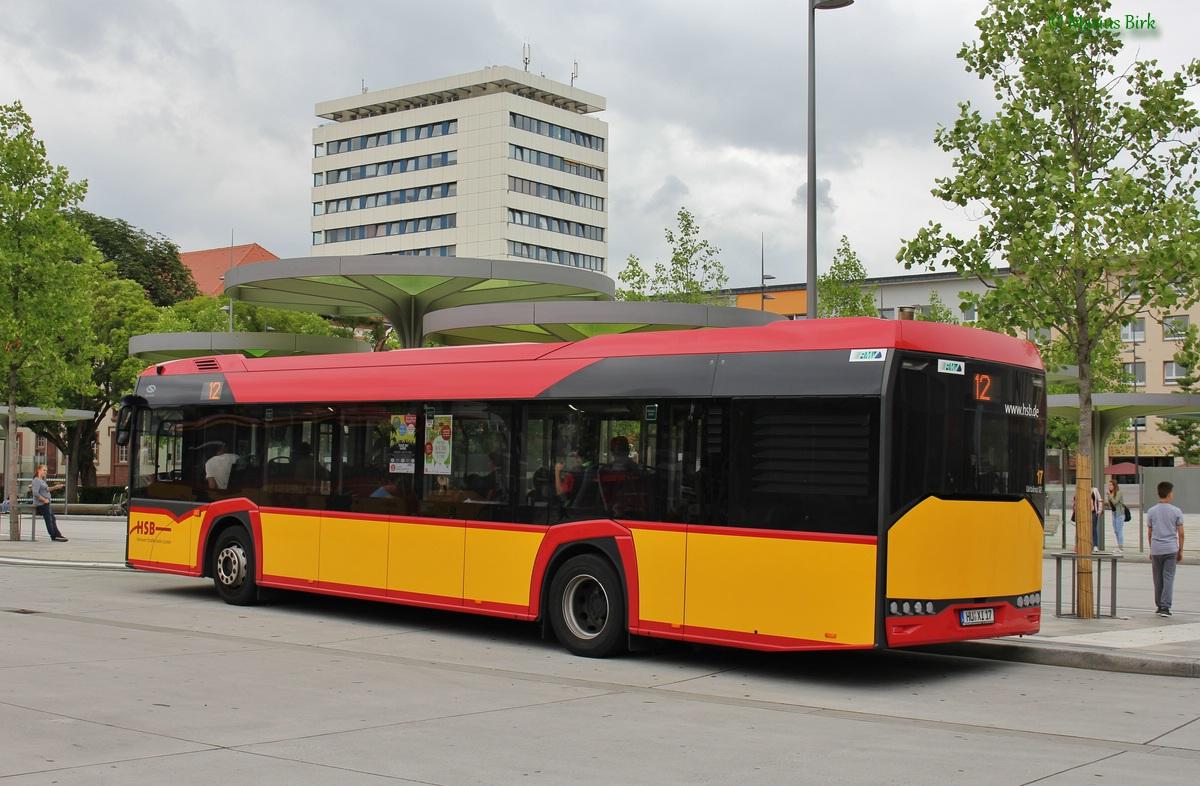 Germany, Solaris Urbino IV 12 # 17