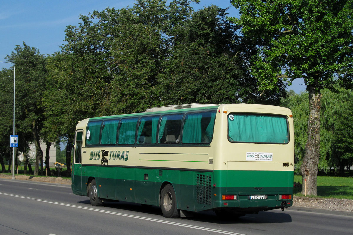 Lithuania, Mercedes-Benz O303-15RHD # 008