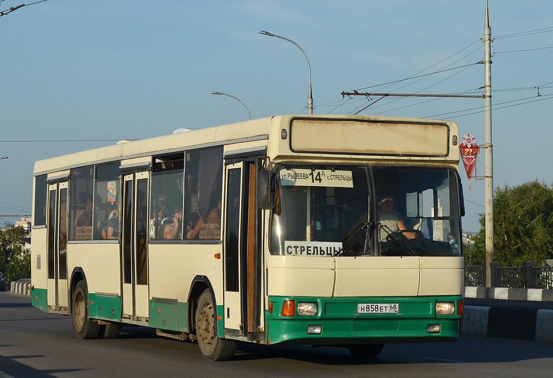 Tambov region, NefAZ-5299 (529900) # Н 858 ЕТ 68