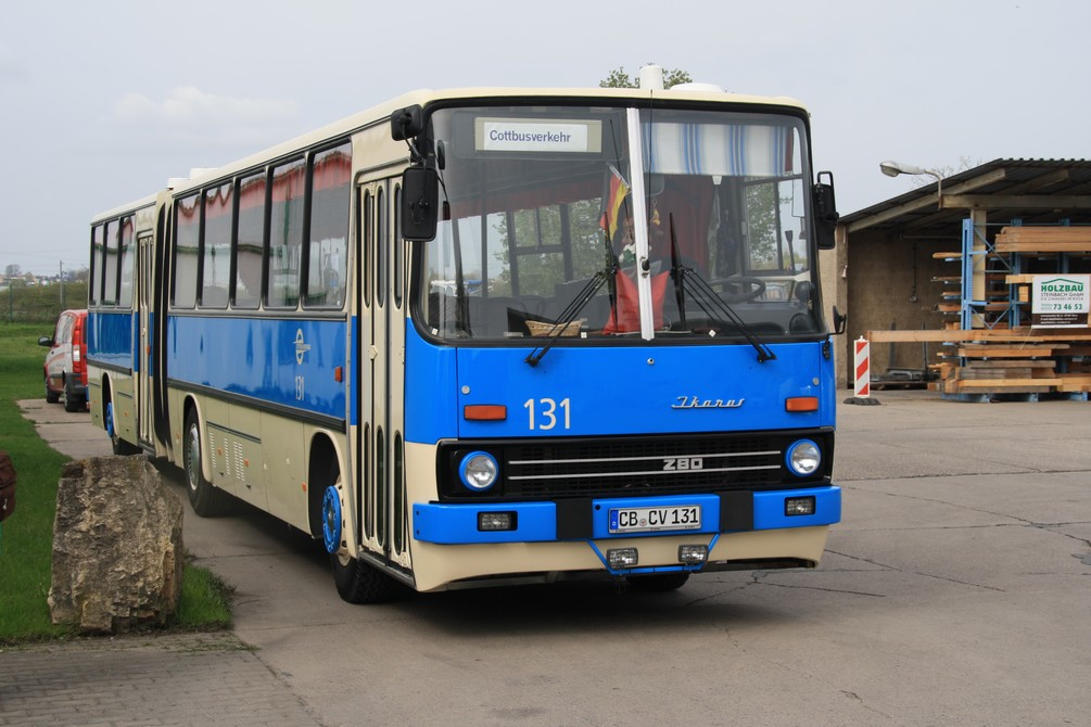 Germany, Ikarus 280.03 # 131