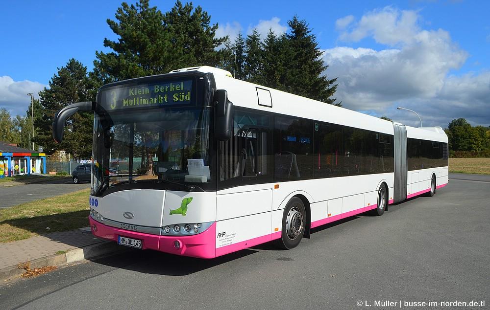 Germany, Solaris Urbino III 18 # 145