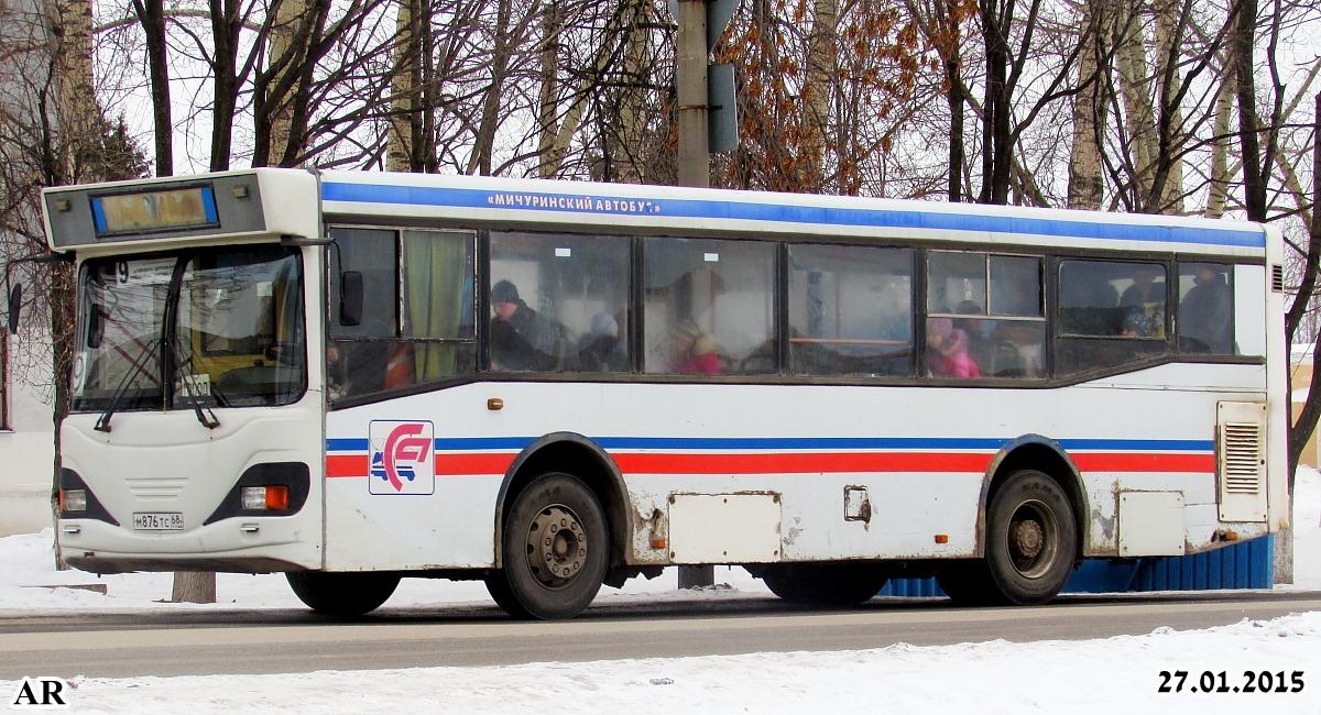 Тамбовская область, МАРЗ-42191 № М 876 ТС 68
