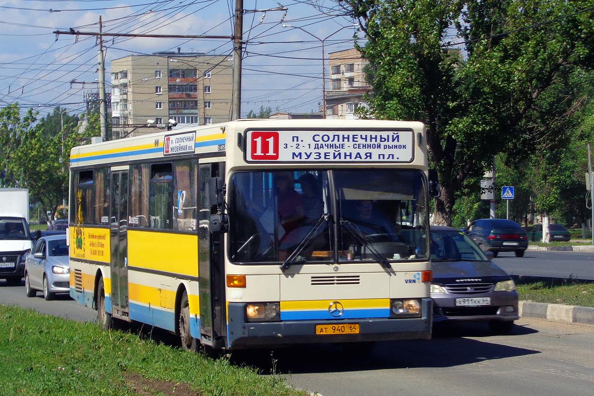 Saratov region, Mercedes-Benz O405 # АТ 940 64