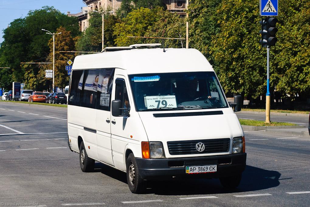 Zaporozhye region, Volkswagen LT35 # АР 3869 СК