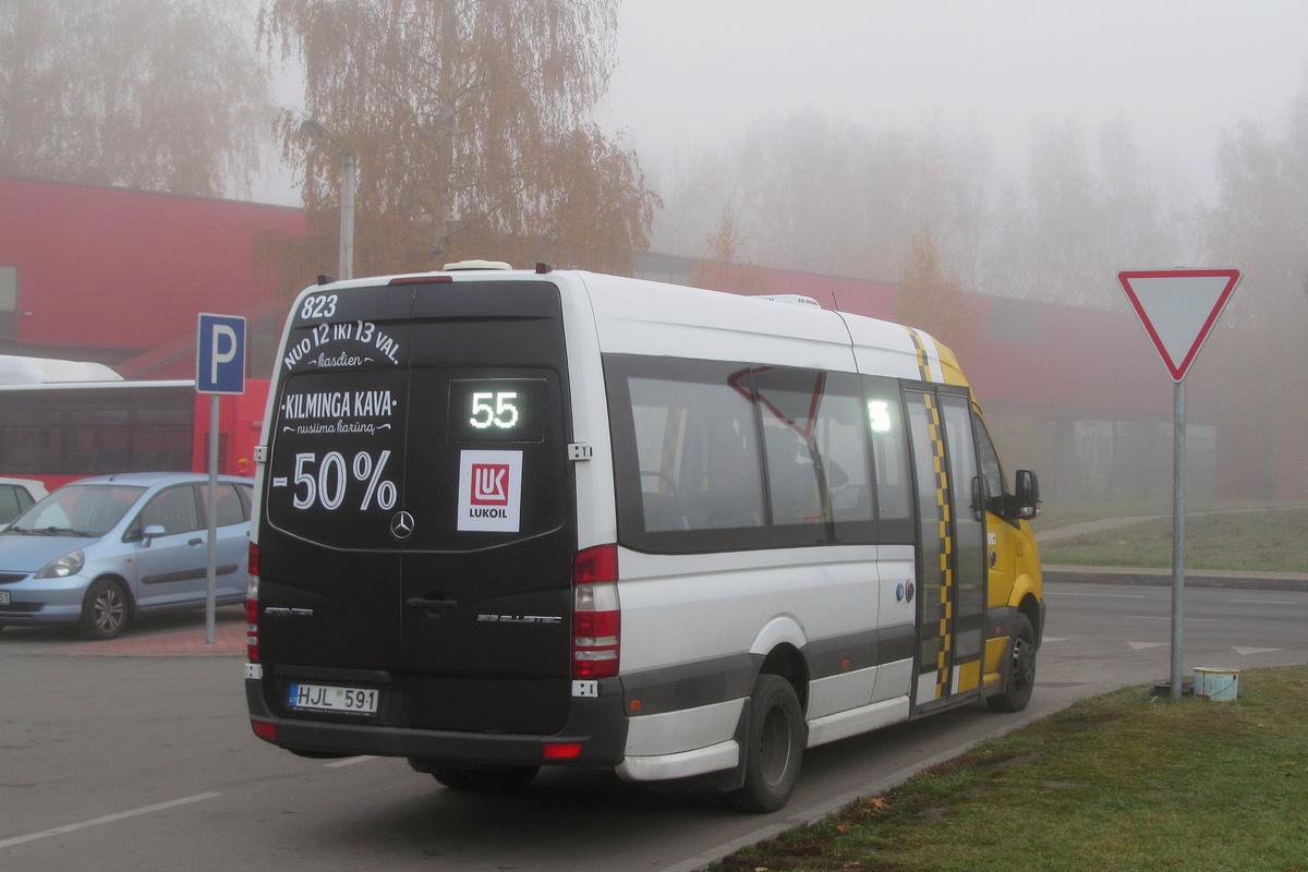 Литва, Altas Cityline № 823