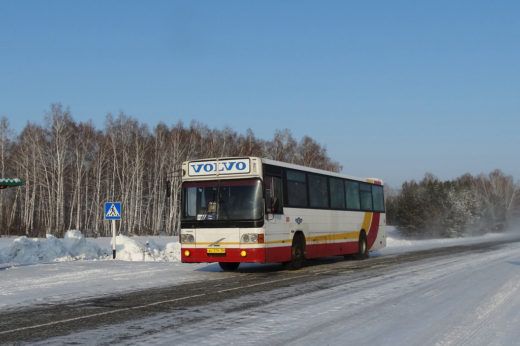 Omsk region, SibScan (Volvo B10M-60F) # 180