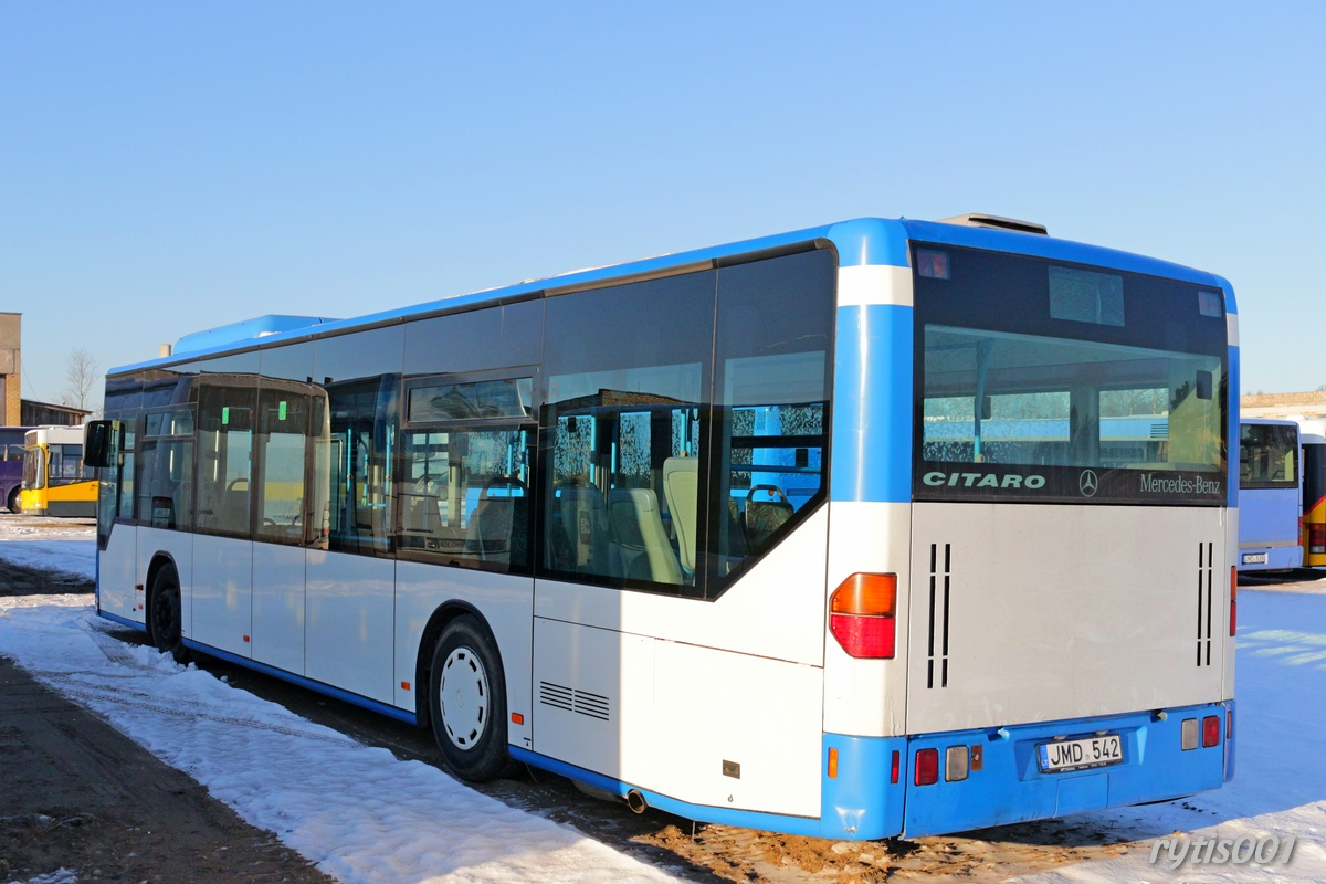 Lithuania, Mercedes-Benz O530 Citaro # 42