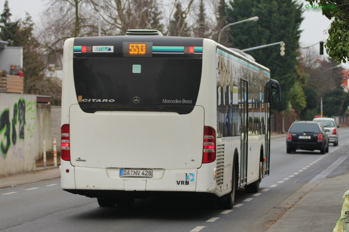 Germany, Mercedes-Benz O530 Citaro # 428