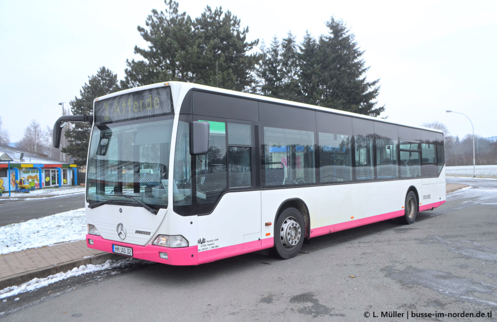Germany, Mercedes-Benz O530 Citaro # 32