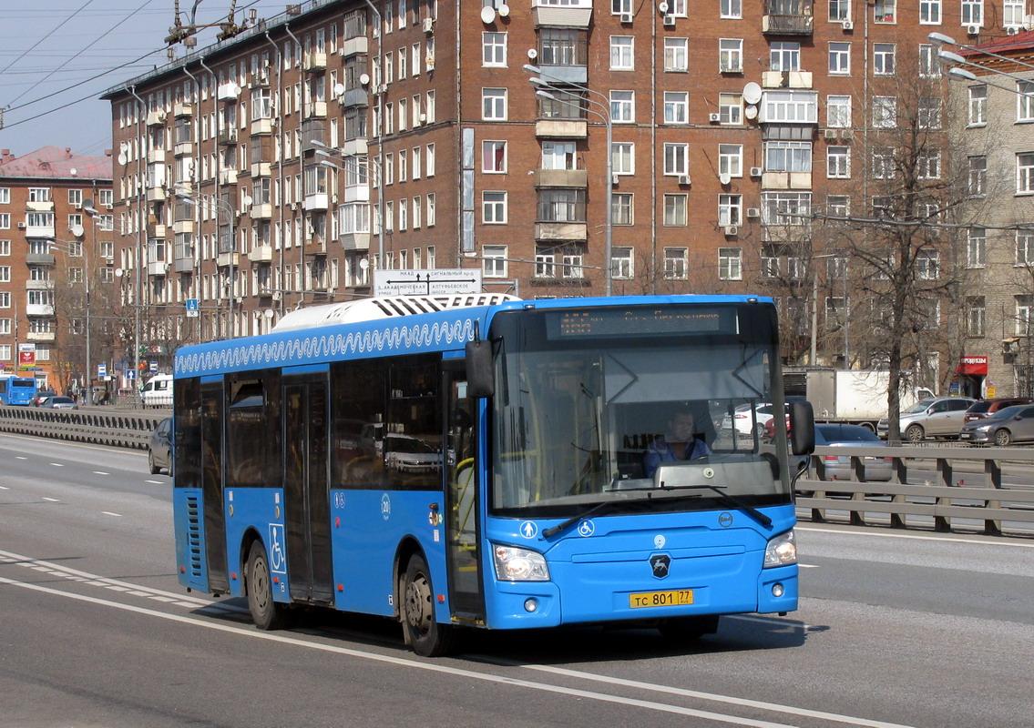 Moscow, LiAZ-4292.60 (1-2-1) # 9385972