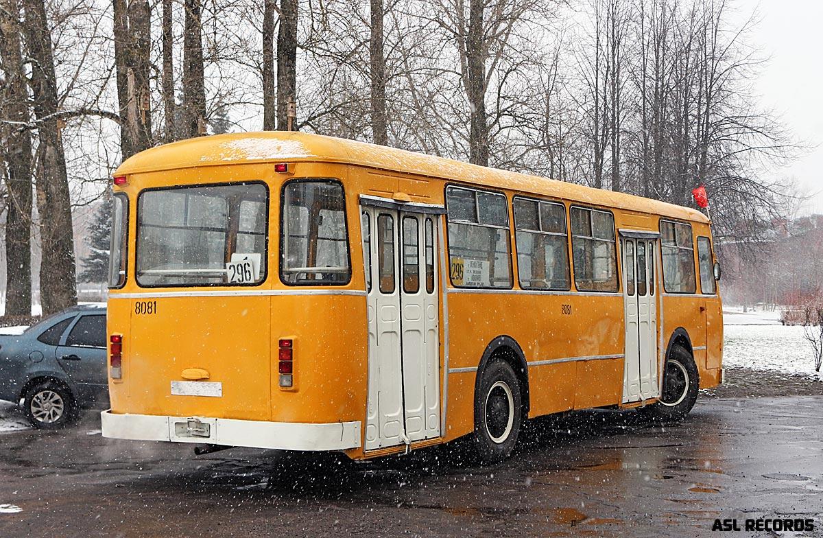 Saint-Petersburg, LiAZ-677M # 8081