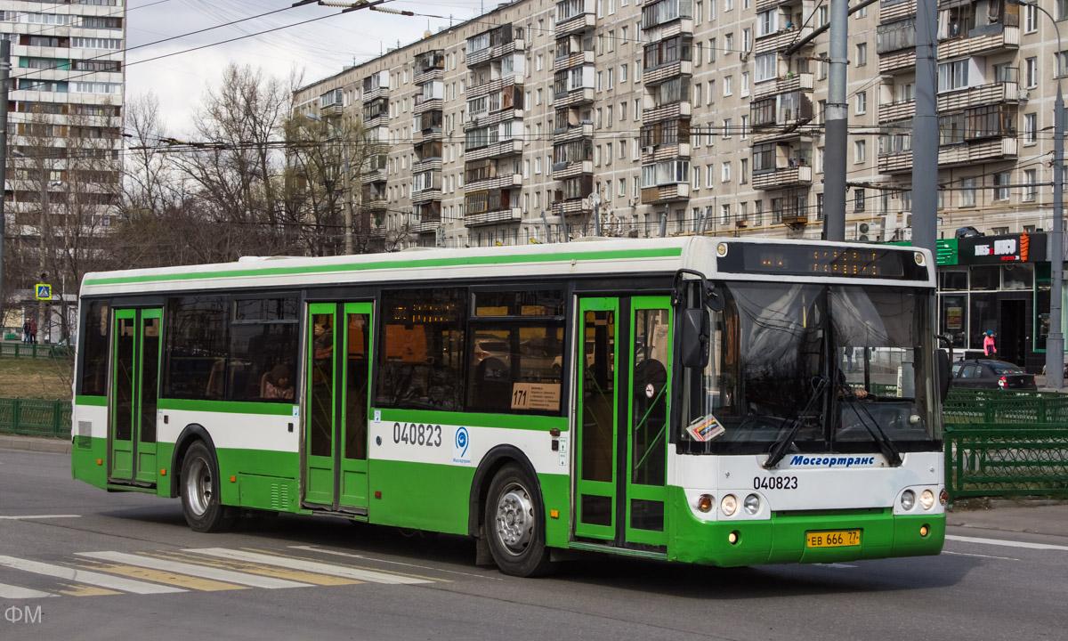 Moscow, LiAZ-5292.20 # 040823