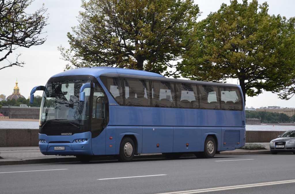 Saint-Petersburg, Neoplan N2216SHD Tourliner # О 949 АУ 178