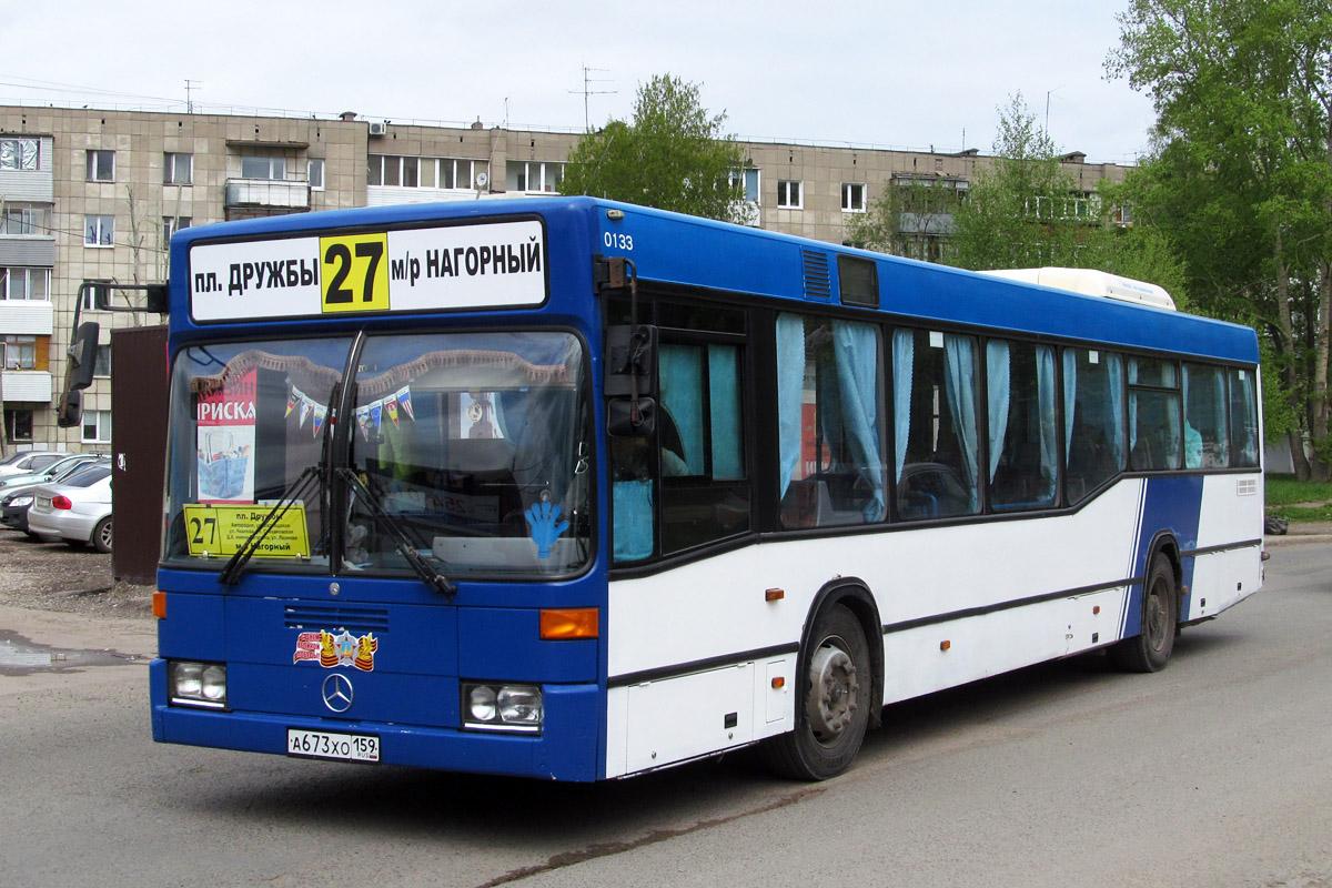 Perm region, Mercedes-Benz O405N2 # А 673 ХО 159