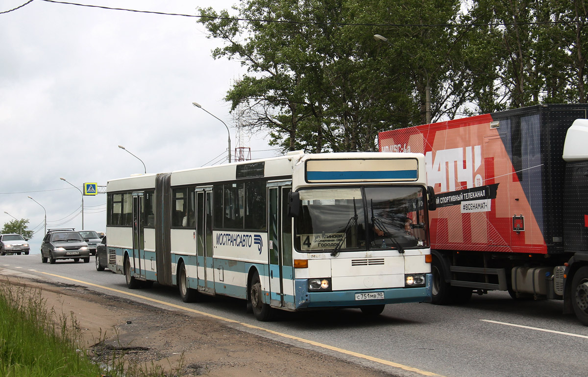 Moscow region, Mercedes-Benz O405G # 0466