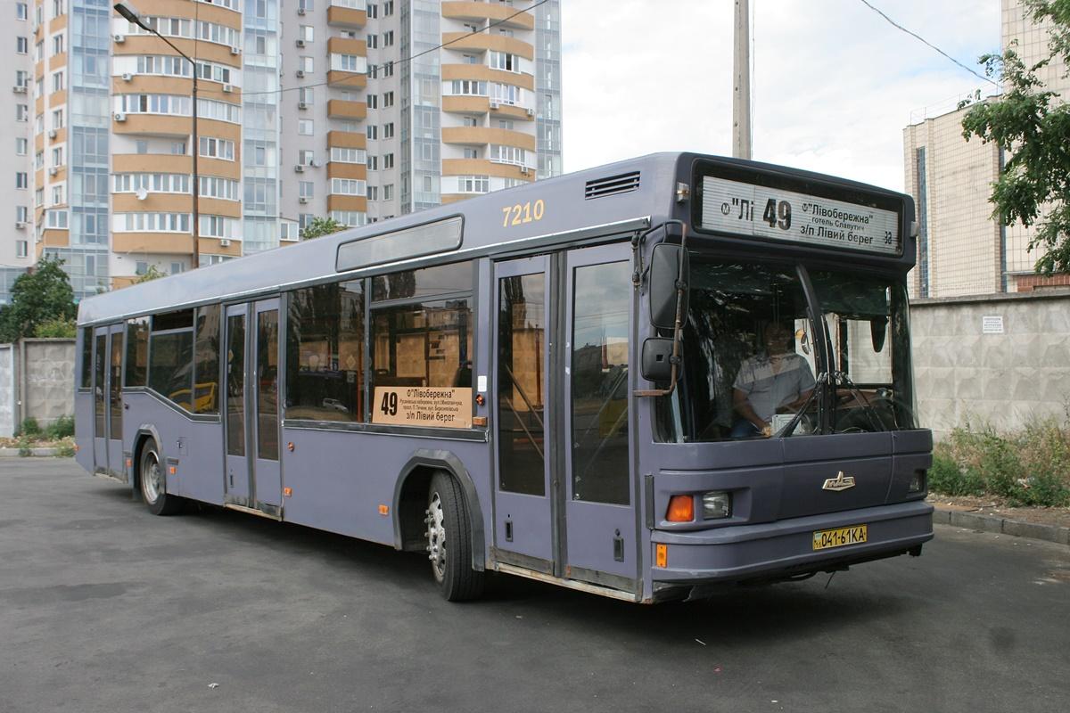 Kyiv, MAZ-103.061 # 7210